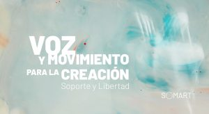 voz y movimiento para la creacion